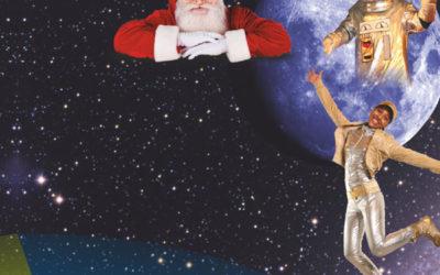O Circo com o Pai Natal Chegou
